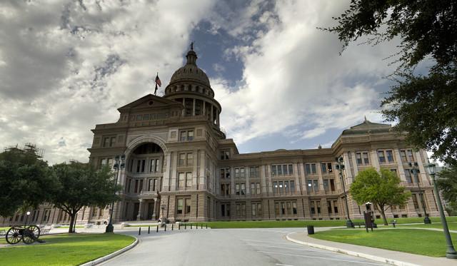 Austin Capitol Panorama