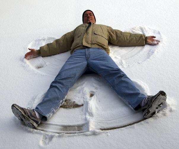 Mark snow angel 2011