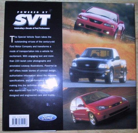 SVT Book
