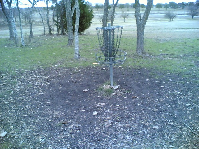 good approach for hole 8