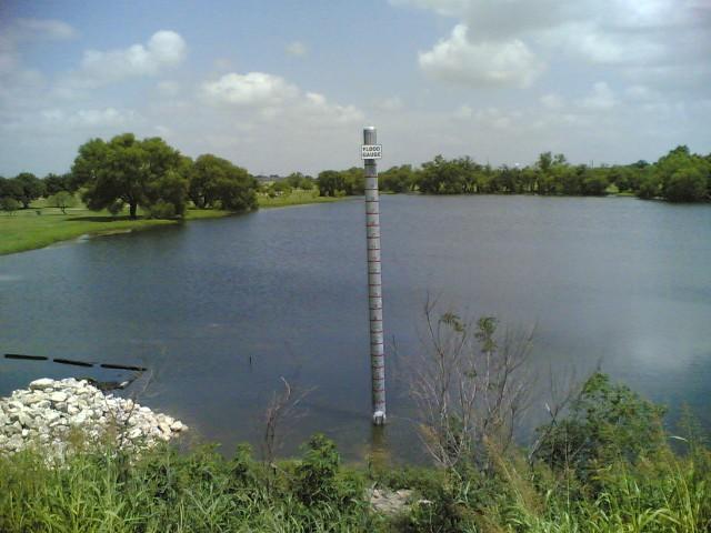 Flood stage