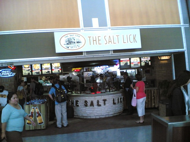 Salt Lick in ABIA