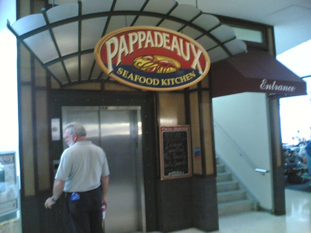 Pappadeaux in Houston