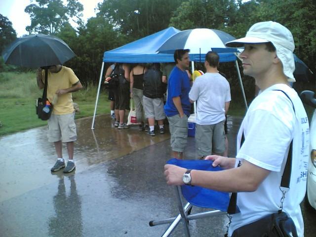Rainy registration