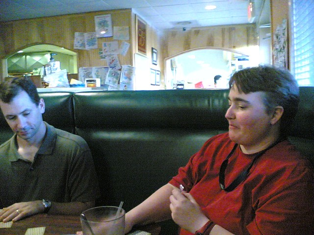 Traci and John