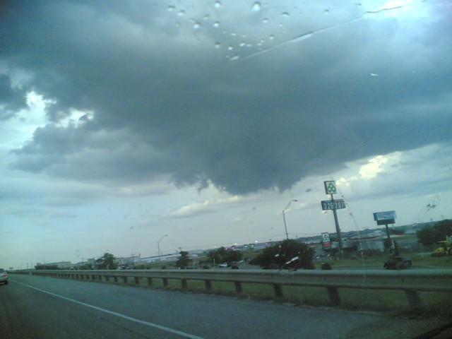 Scary Clouds #2