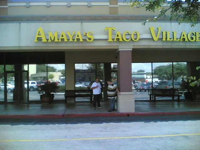 Amaya's Tacos