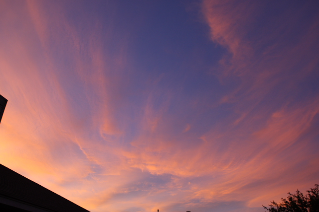 Ike Sunset