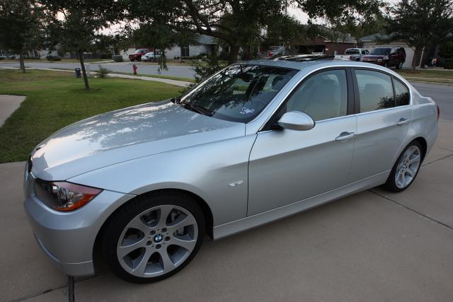 BMW 335i #1