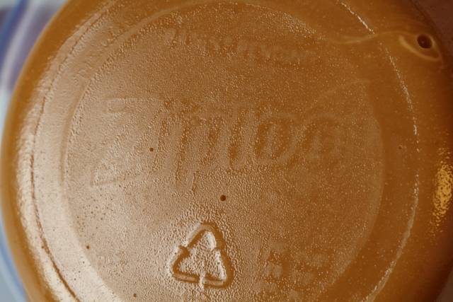 Ziplock Caramel