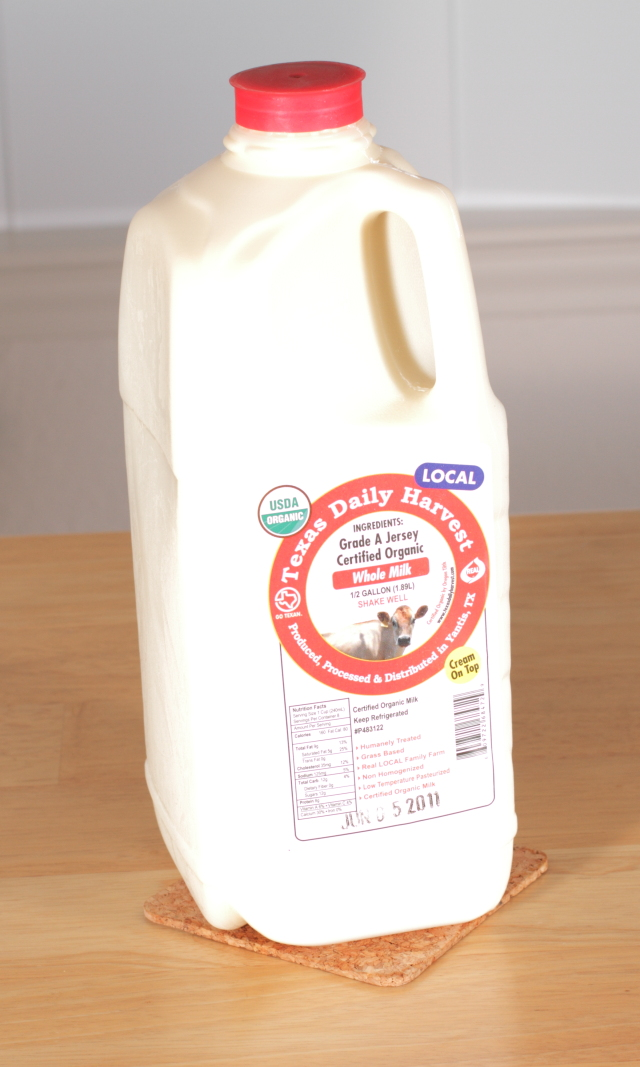 Texas Daily Harvest Milk