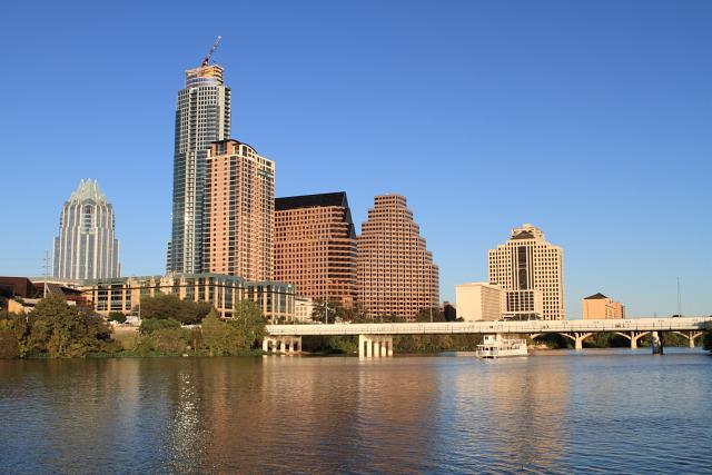 Austin Skyline #2
