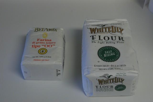 Farina flour
