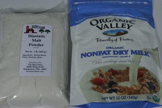 Bread additives