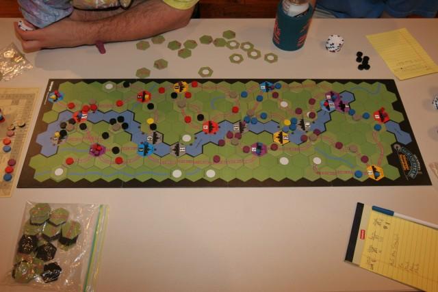Game #3b