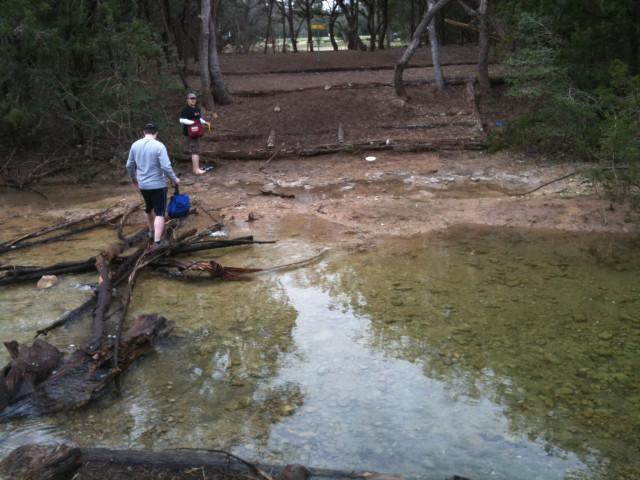 Water crossing #2