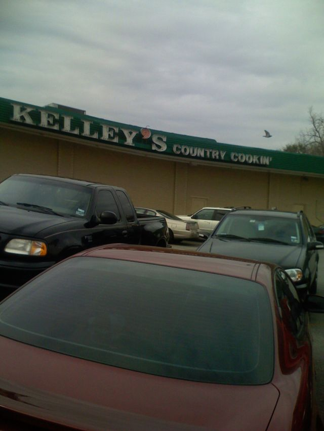Kelley Country Cookin #1