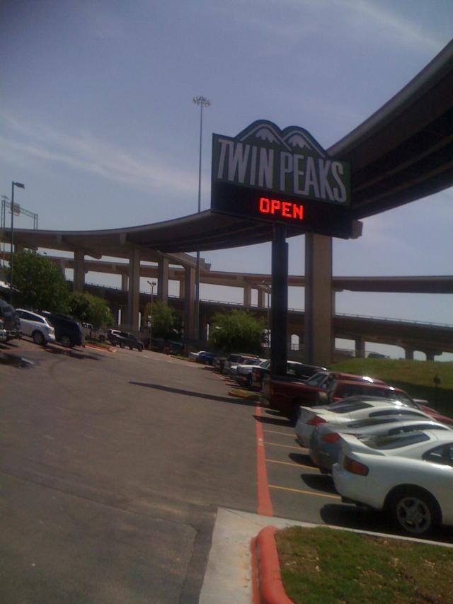 New Twin Peaks