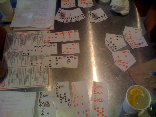 bridge score
