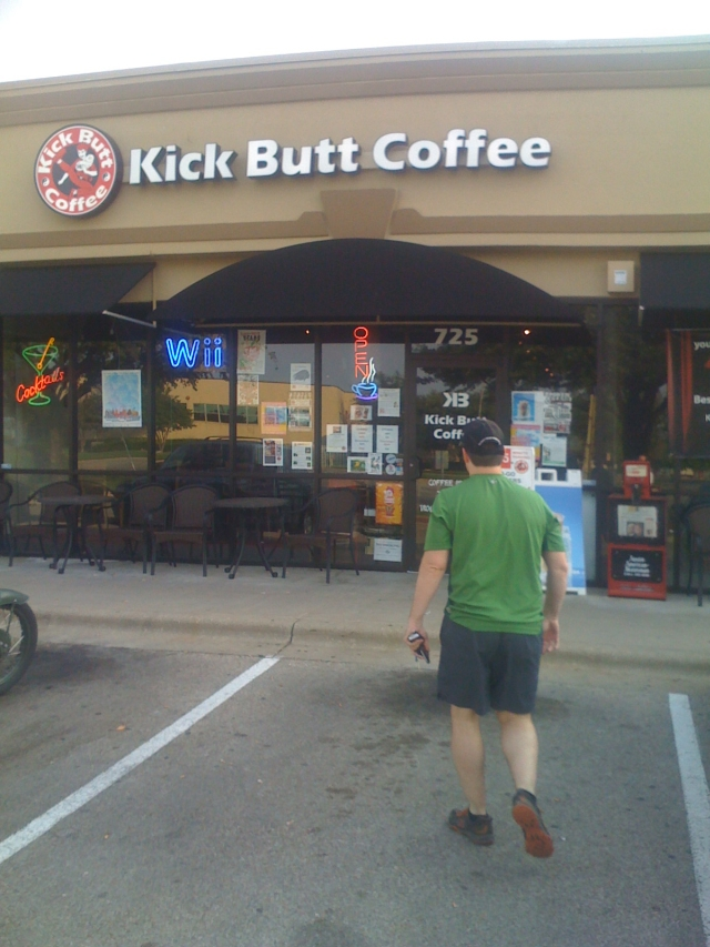 Kick Butt Coffee