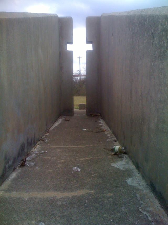 Hidden cross